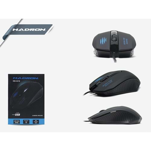 Hadron HD-G15 Oyuncu Mouse