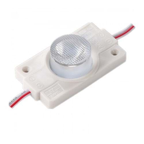 Vonex 56217 2 Watt Beyaz Kare Power Led