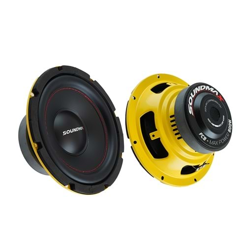 Soundmax SX-FC8 20cm Woofer 800 Watt Max Power + 250 Watt RMS Power